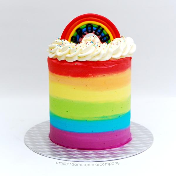 Gay pride cupcakes, gay pride cake, gay pride, gay pride 2020, celebrate gay pride, corona gay pride, quarantine gay pride, gay pride at home, gay pride amsterdam
