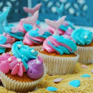 Overige thema cupcakes