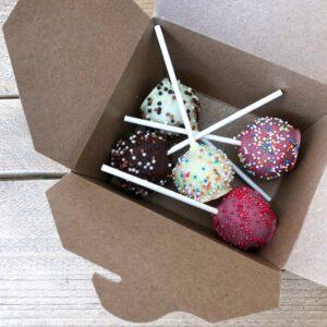 Cakepop boxen